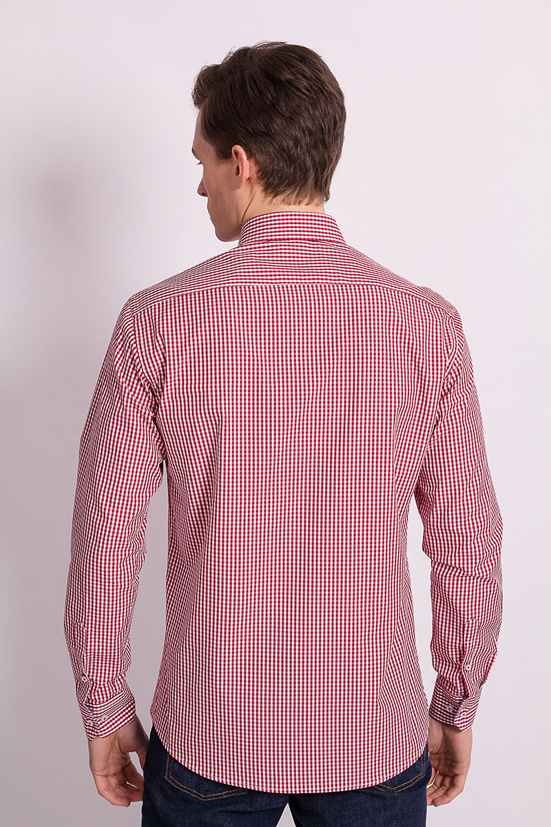 Polo Club Camisa MINI RIGBY rojo CAMISAS