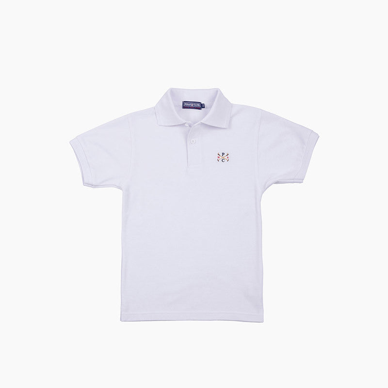 Polo Club Polo STICKS blanco POLOS