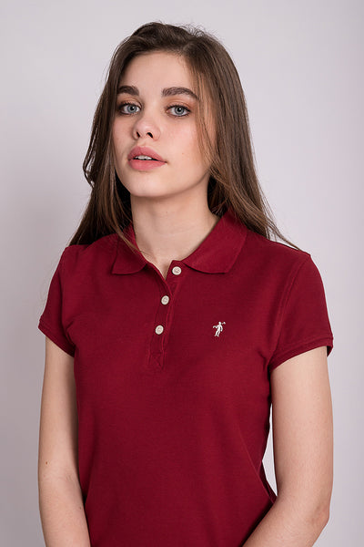 Polo Club Polo MINI RIGBY Granate POLOS