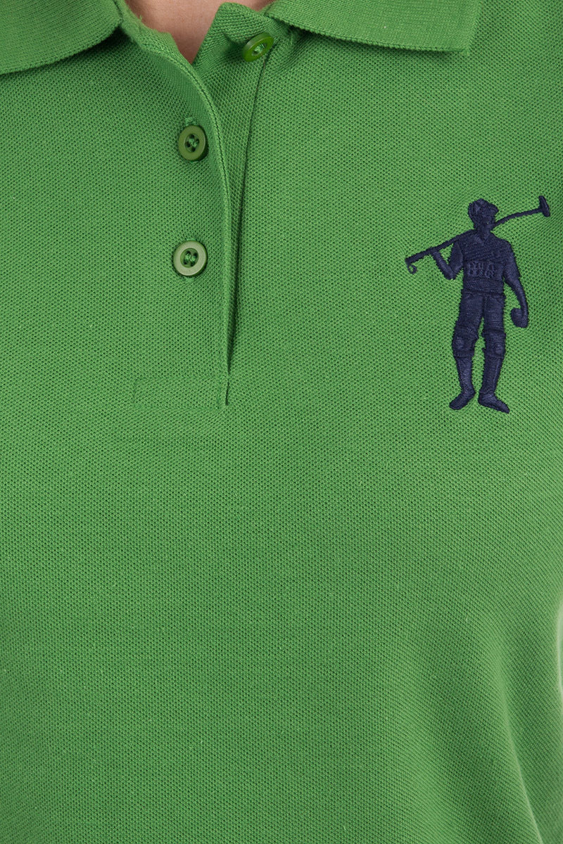 Polo Club Polo BIG PLAYER verde grass POLOS