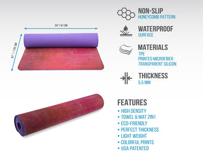 Skyin Hot Yoga Towel(loyalty)