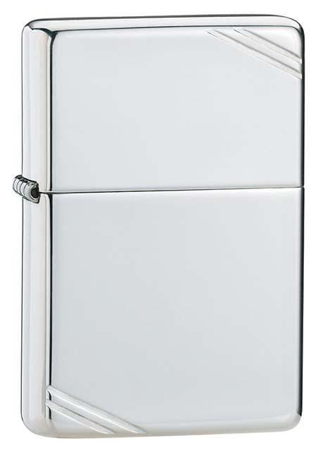 Zippo Lighter: Vintage, Solid Sterling Silver - High Polish 14