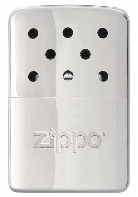 Zippo 6-Hour Hand Warmer - High Polish Chrome 40321 - Gear Exec