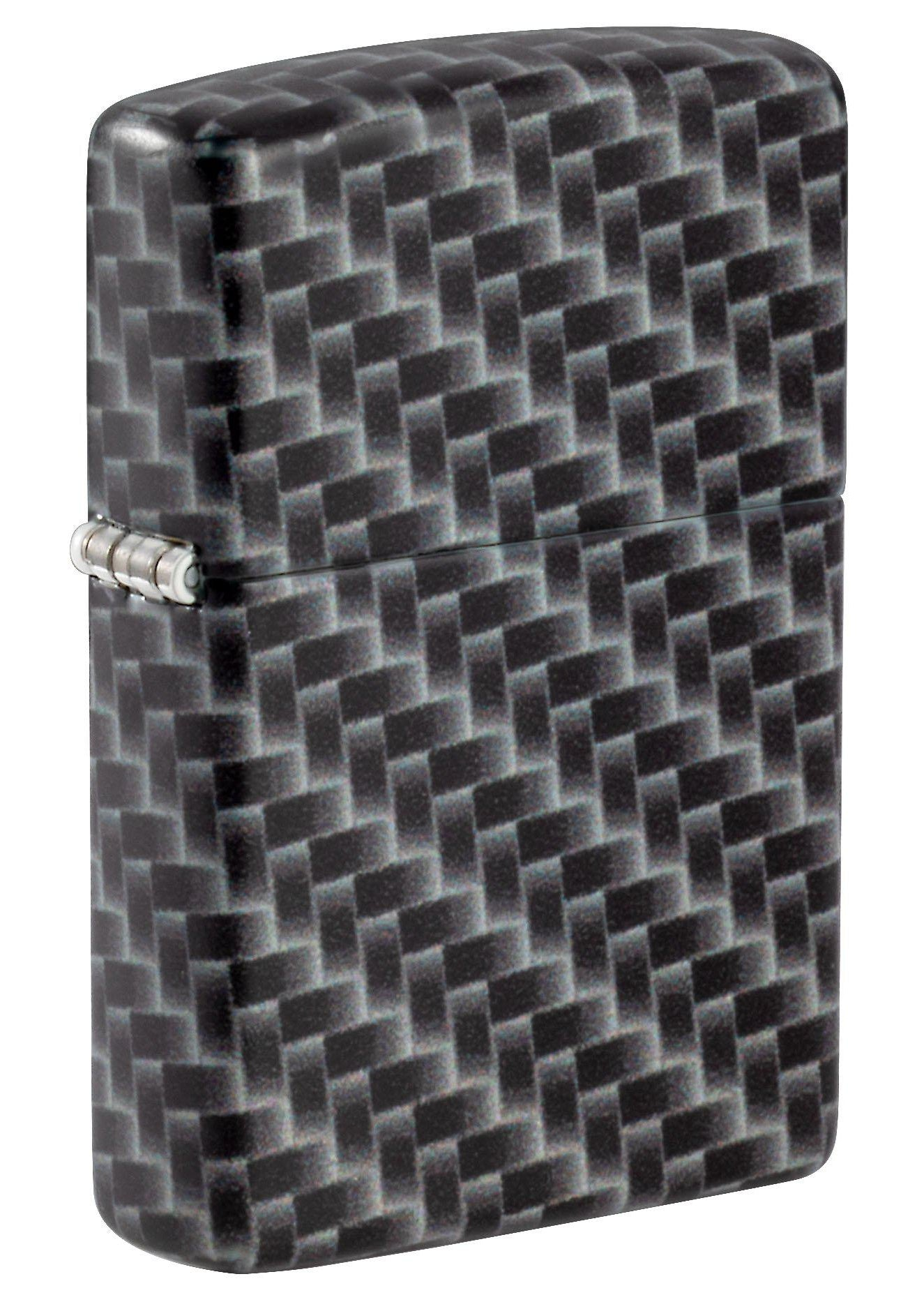 Zippo Lighter: Carbon Fiber, 540 Color - 49356