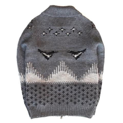DAY by Granted - Free Bird Sweater Charcoal