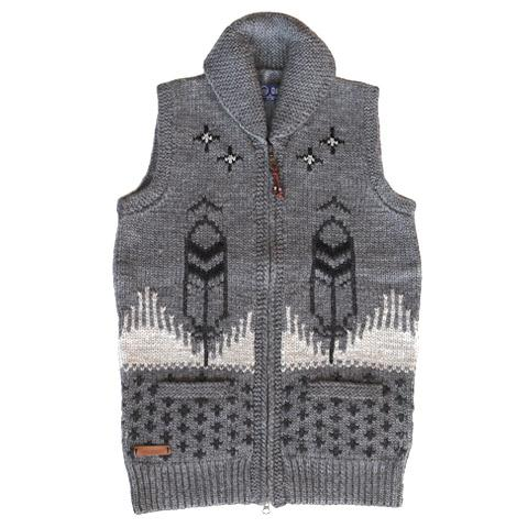 DAY by Granted - Free Bird Vest Charcoal