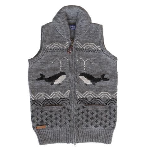 DAY by Granted - Free Whale Vest Charcoal