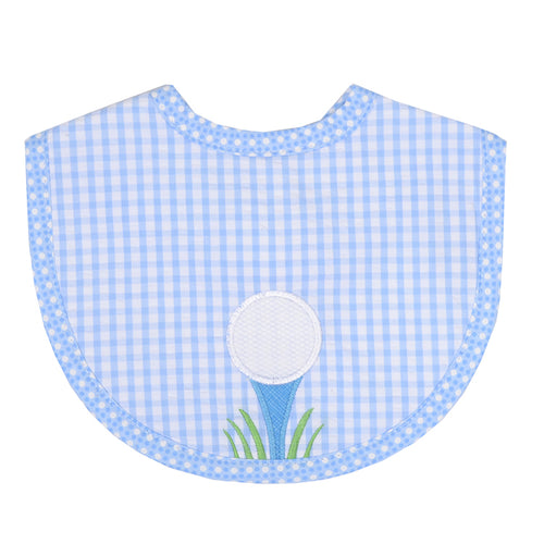 3 Marthas Blue Golf Medium Bib