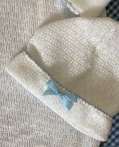 Knit Paty Baby Hat