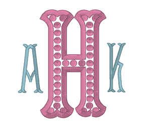 Dotty Monogram