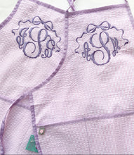 Load image into Gallery viewer, Mint Brand Children's Apron/Art Smock