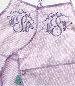 Mint Brand Children's Apron/Art Smock