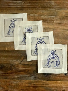 Cowboy Cocktail Napkins