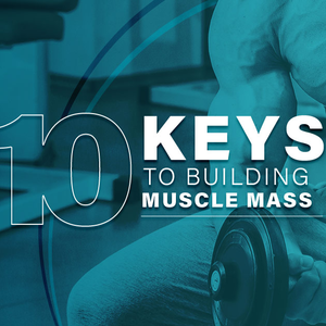 10 Keys to Building Muscle Mass