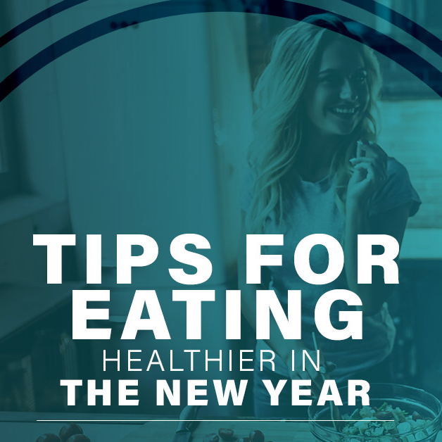 Tips For Eating Healthier in the New Year