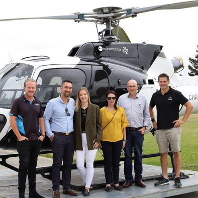 Winners Head To Pegasus Bay Winery With Richie McCaw