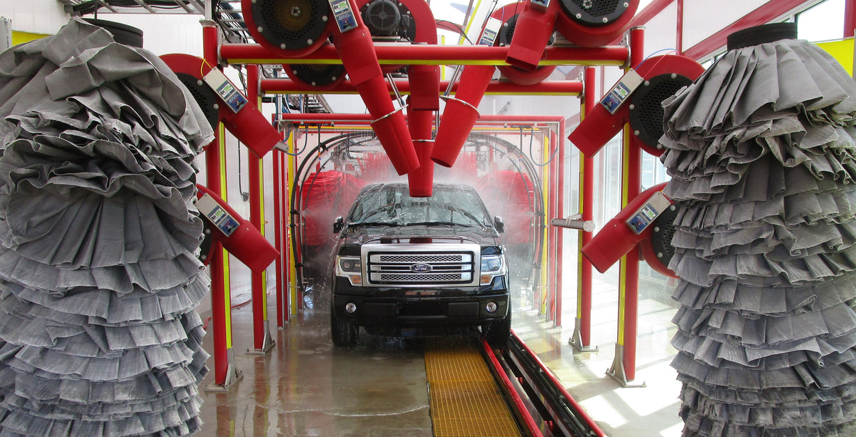 Auto Express Wash Opening Late September