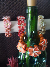 Load image into Gallery viewer, Hawaiian Beachy~Beaded Cluster Bracelets With Flowers