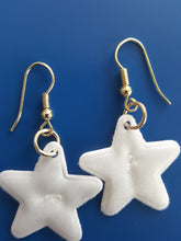 Load image into Gallery viewer, Star Earrings~Red, White & Blue
