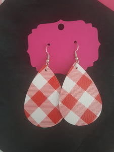 Mother's Day or Valentine's Day (Everyday Versatility)~ Tear Drop Dangle Earrings