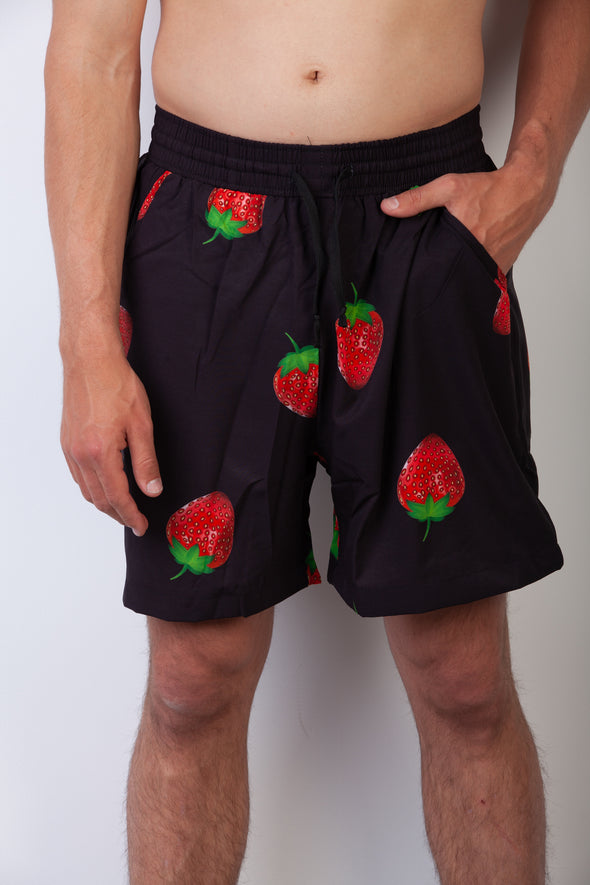 Strawbz Breakfast Shirt Shorts