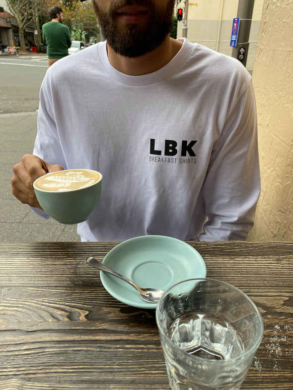 Long Sleeve Tee - LBK Shirt.