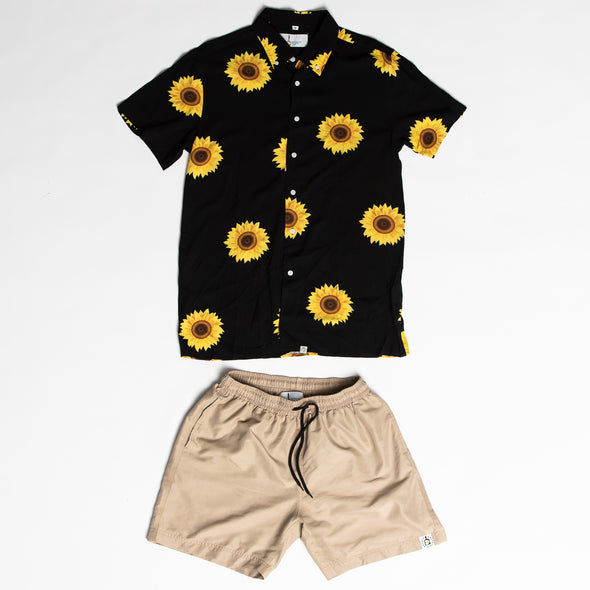 Black Sunflower Mixed Combo