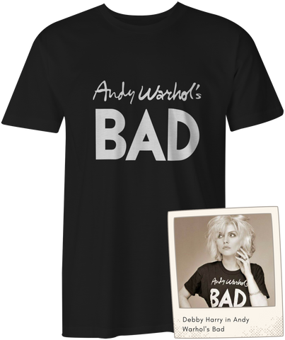 Andy Warhol's Bad Blondie - Debbie Harry