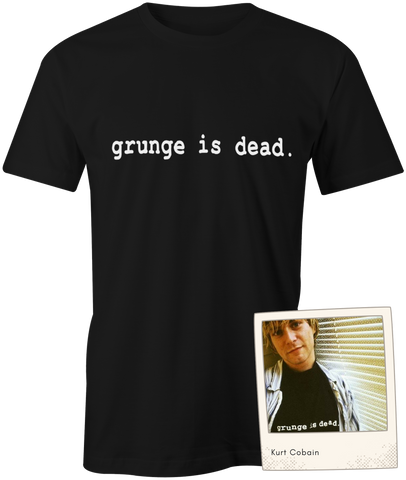 Kurt Cobain says Grunge is Dead - NIrvana