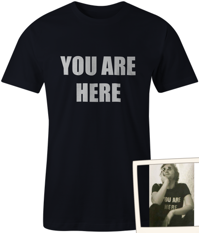 You Are Here - John Lennon of The Beatles