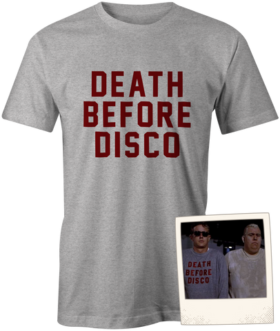 Death Before Disco - Judge Reinhold - Stripes