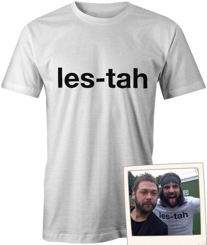 Les-Tah as worn by Serge of Kasabian
