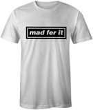 Mad Fer It T-shirt - Oasis - Liam & Noel Gallagher