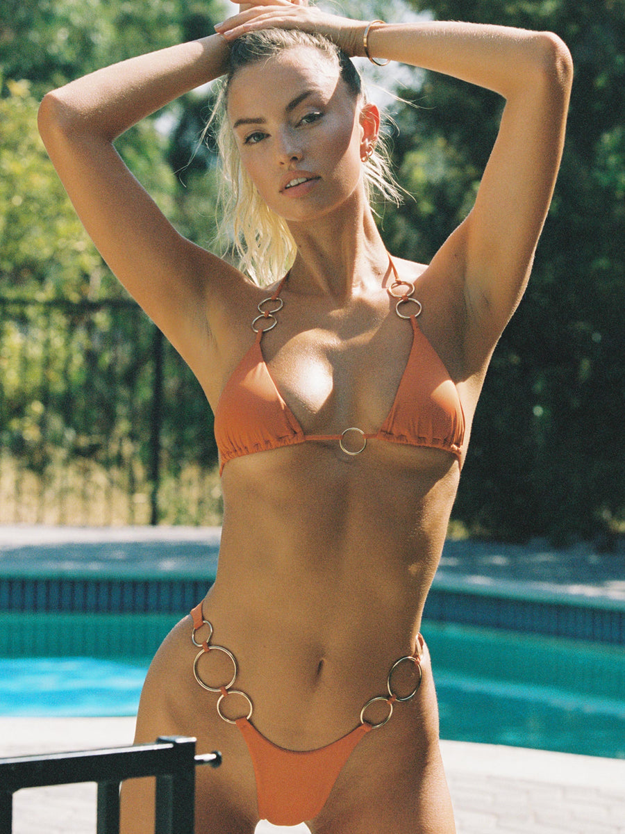 Monica Hansen Girl on Fire Bikini Bottom