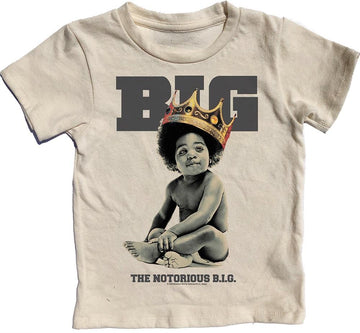 Rowdy Sprout Biggie Smalls Simple Tee