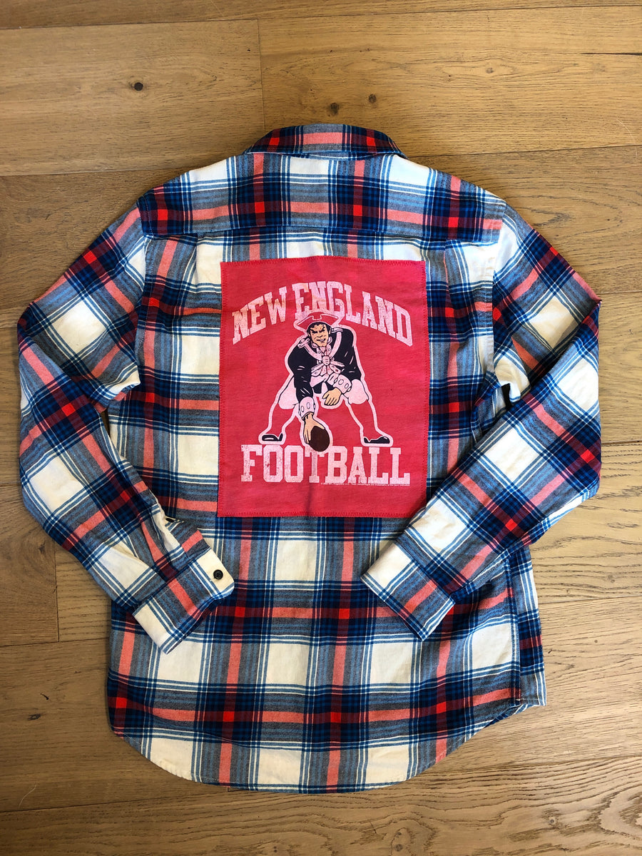 New England Patriots Flannel - Medium