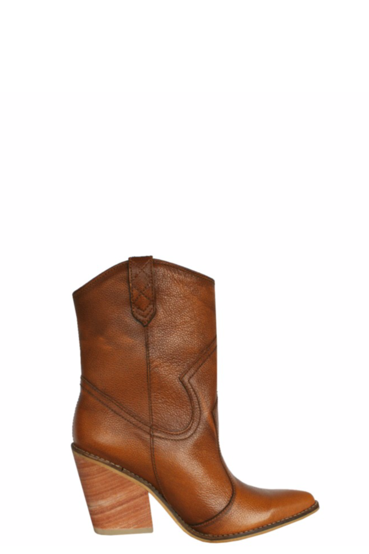 Stivali Strength Western Boots in Tan