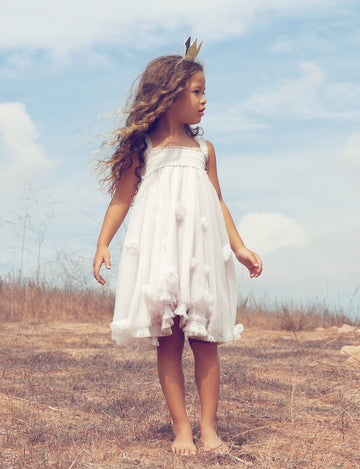 Luna Luna Cloudine Dress in Cloud
