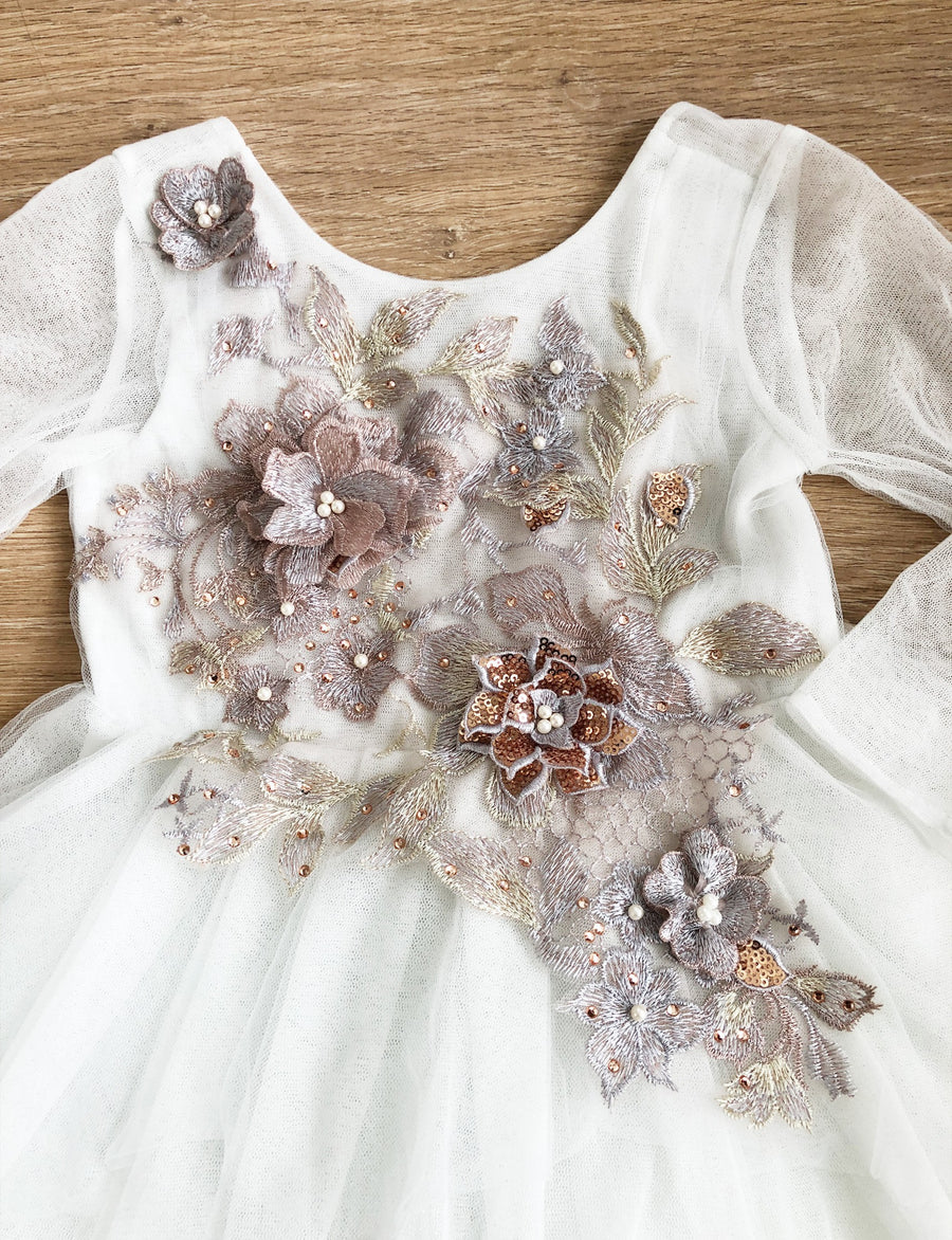 Luna Luna Colette Hand Beaded Dress