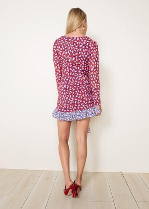 The East Order Anouk Mini Dress