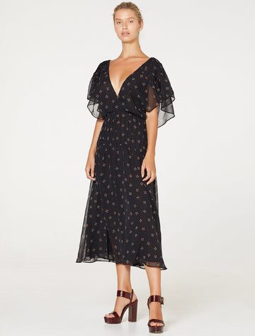 Stevie May Cambridge Midi Dress