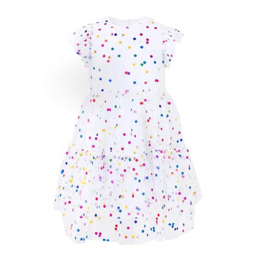 Lola and the Boys Funfetti Dress