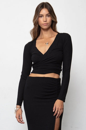 Stillwater The Rib Edit Skirt