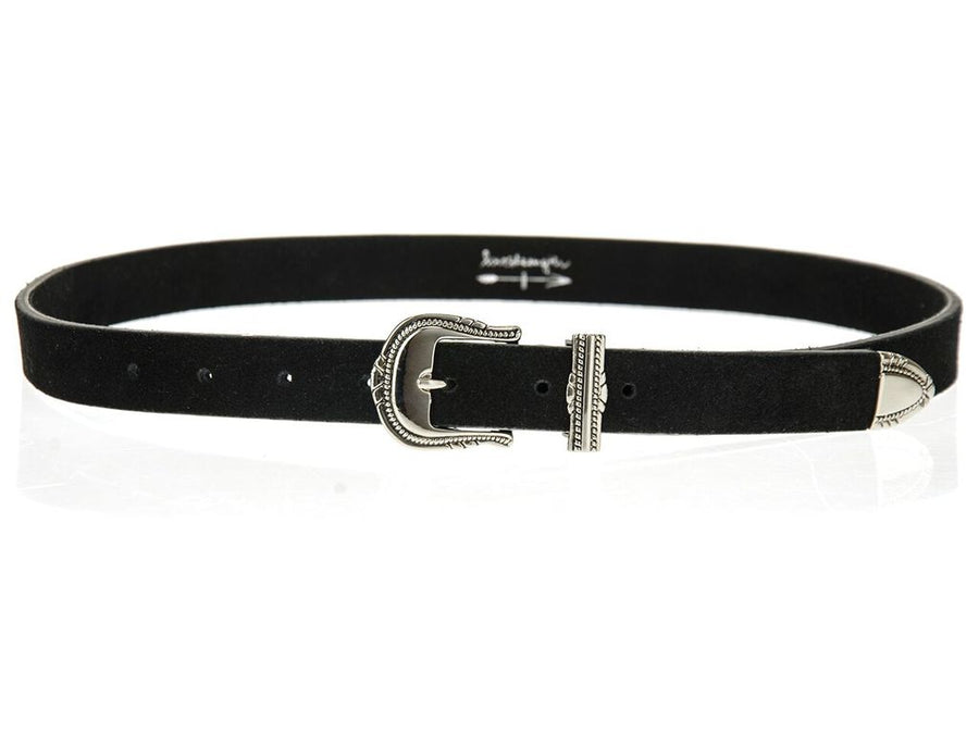 Black Chloe Belt