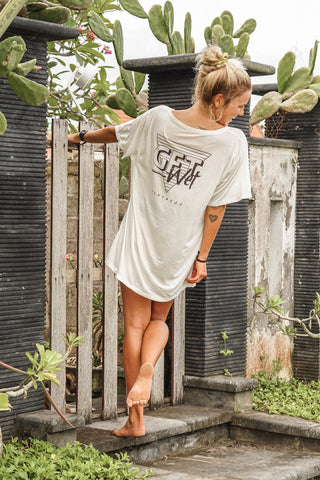 Signature Tee Off-White