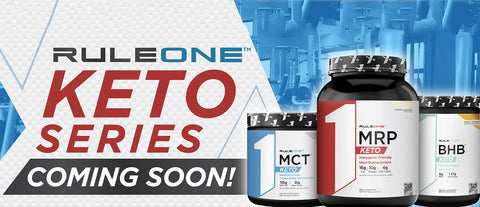 RULE 1 launches Pro-Level Keto Line