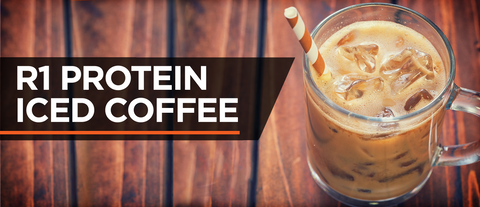 R1 PROTEIN ICED COFFEE
