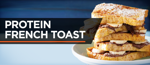 R1 PROTEIN FRENCH TOAST