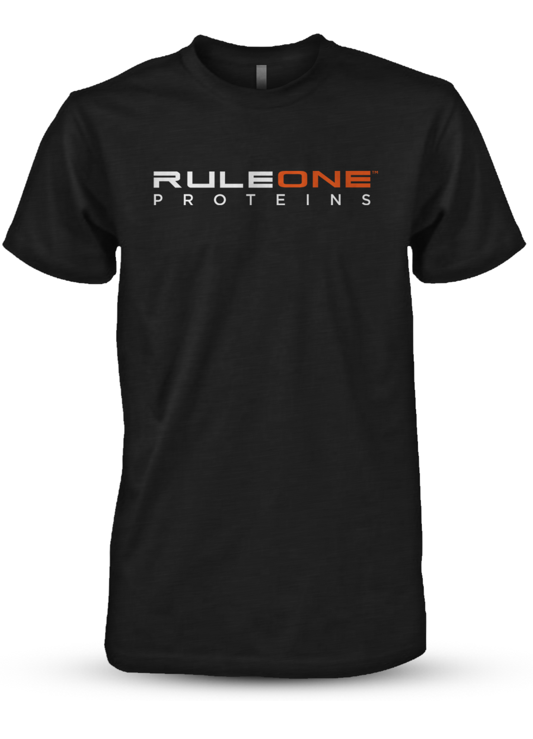 R1 Horizontal T-Shirt - Black
