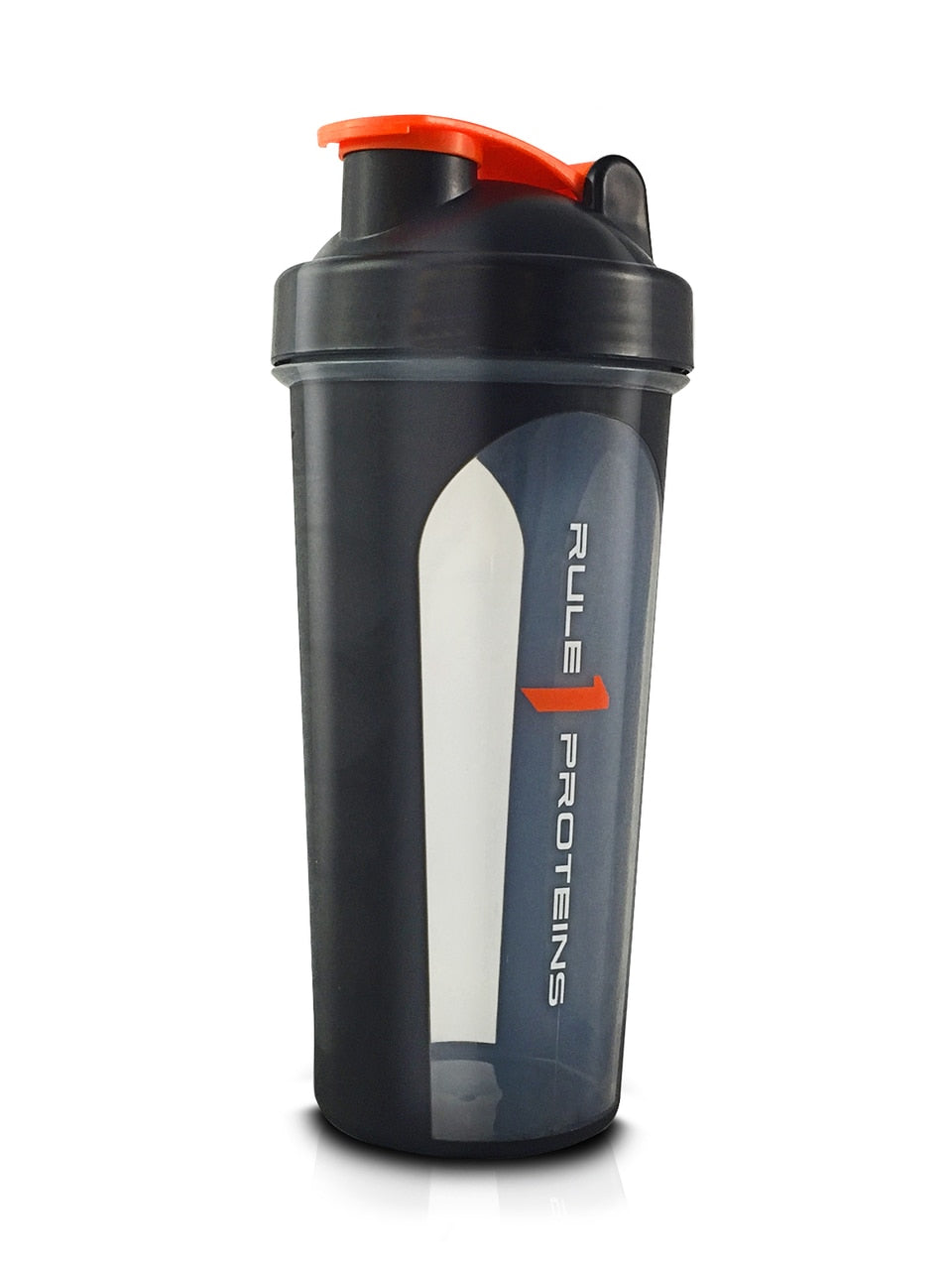 Black R1 Rubber Grip Shaker